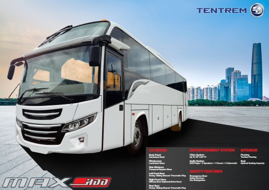 Bus Max Hdd Tentrem